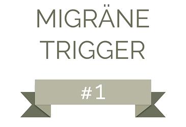 Migräne durch Stress Trigger