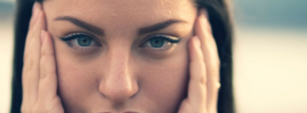 Migräne Symptome Beitragsbild